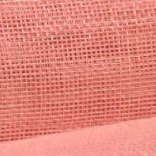 Mid Pink Sinamay